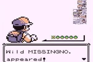 Missing no