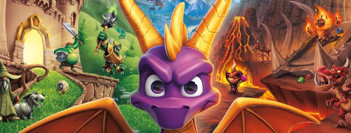 Impressions: The Spyro ReignitedTrilogy