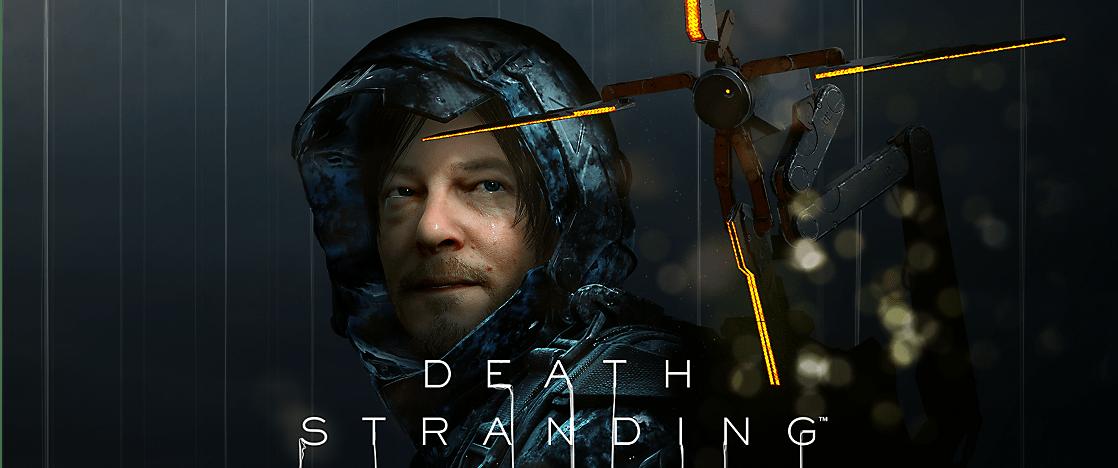 Impressions: Death Stranding