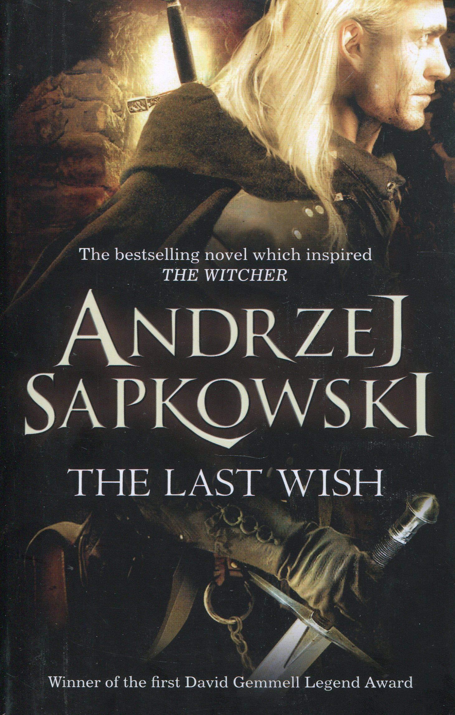 Last Wish book
